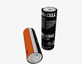 3D The Battery