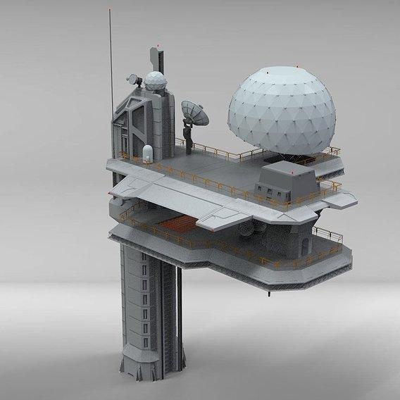 radar platform 4
