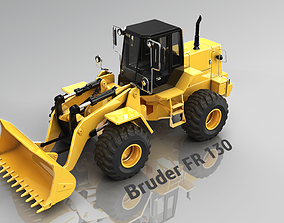 3D model Bruder FR 150