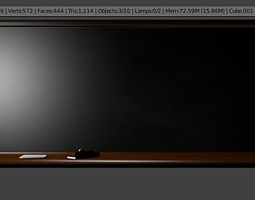 3D BLACKBOARD FOR SCHOOL WITH CHOWK AND DUSTER