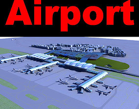 3D Airport by The City