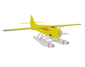 AIRCRAFT OTTER 3D model