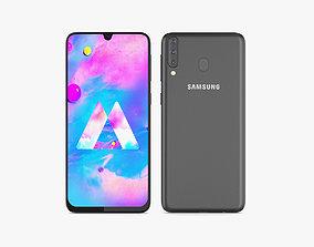 view2 Samsung Galaxy M30 3D model