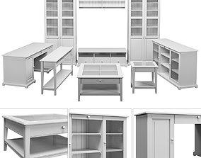 of 3D Furniture set