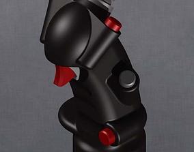 3D print model Military CTRL Stick