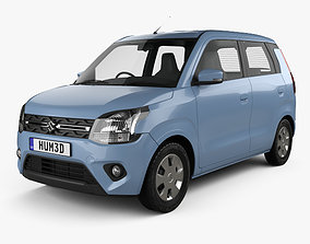 3D model Suzuki Maruti Wagon R 2019