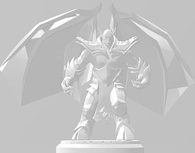 art Daemon 3d figurine Print