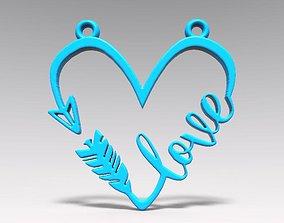 Valentine Day 3D print model