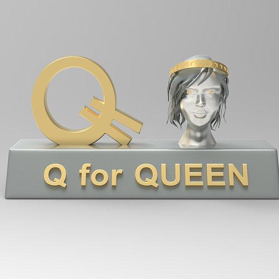 Q for Queen Model