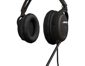 technology Headphones 3D
