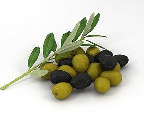3D model Olive