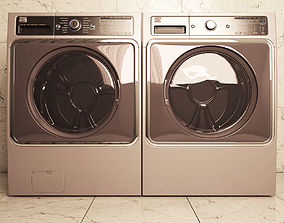 3D model Cleaning Appliance Kenmore Elite 5 2 cu