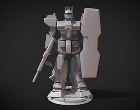 3D print model RGM-109 Heavygun