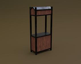 3D asset Trade stand 13 R
