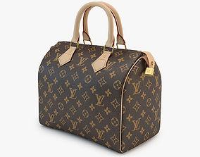 Louis Vuitton Bag 01 box 3D model