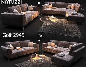 sofas 3D Sofa natuzzi golf 2945