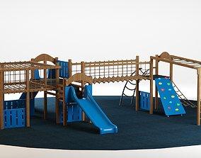 Kids playground 01 3D