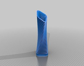 3D print model gift Arrayed Vase