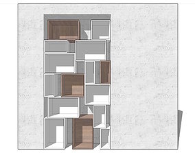 Shelf modules 3D