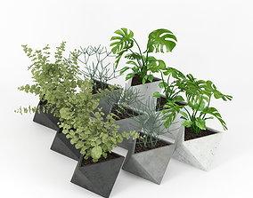 Concrete Plant 02 3D