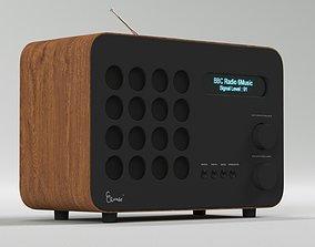 Eames Classic Radio 1946 Model