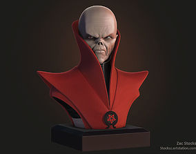 Mage Bust - 3D Print fantasy-and-fictional-creature