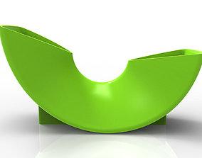 Double flowerpot 3D printable model