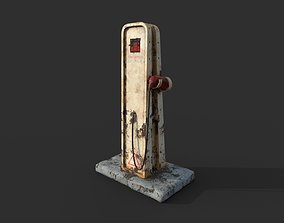 Electric Vehicle Charger 3D model