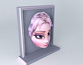 ELSA 3D Sculpture
