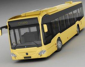 3D model Mercedes Citaro 2012