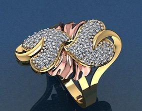 ring Ring 18 3D print model