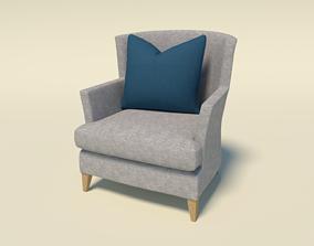 cotton 3D sofa minimalist