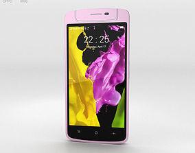 Oppo N1 mini Pink 3D