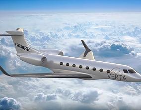 aircraft 3D Animated Jet Plane