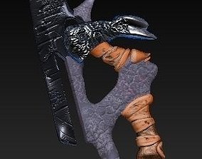 reaper sword 3D