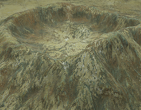3D Crater 6