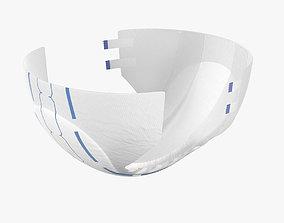 3D model Diaper poo