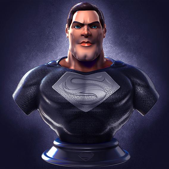 SnyderCut JL Superman