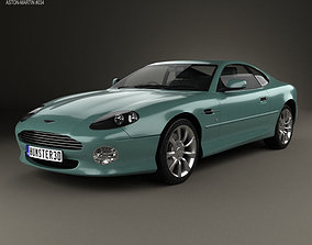 Aston Martin DB7 Vantage 1999 3D