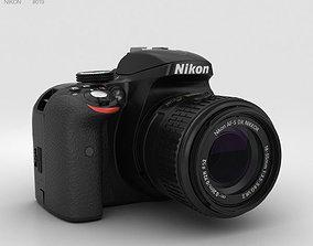 3D Nikon D3300