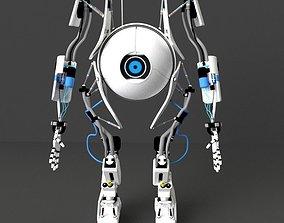 Atlas Portal 3D Model character