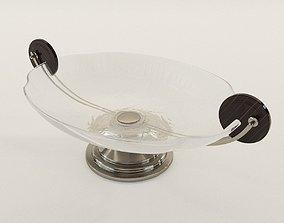 3D model Bowl for fruit - Art Deco 1930