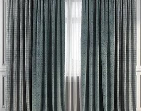Curtain Set 244 3D