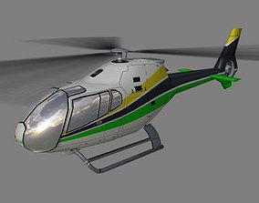 Colibri V3 Helicopter 3D model