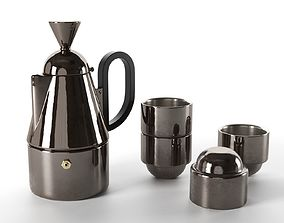 3D Brew Stove Top Giftset