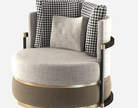 Chaumont Armchair by Frato Interiors 3D