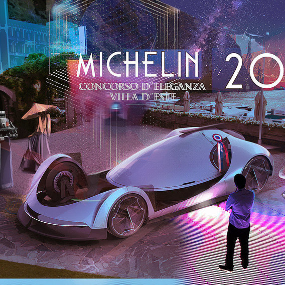 5th place - Michelin Challenge 2018