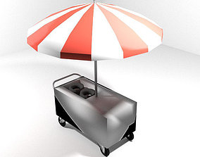 3D Trade Trolley - Type 1
