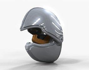 Armored Beak - coat rack 3D print model
