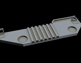 Starship part 4 3D model